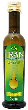 Tran norweski GAL 250 ml